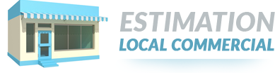 Estimation local commercial